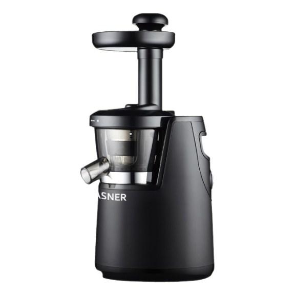 VASNER's cold press juicer Juica in black