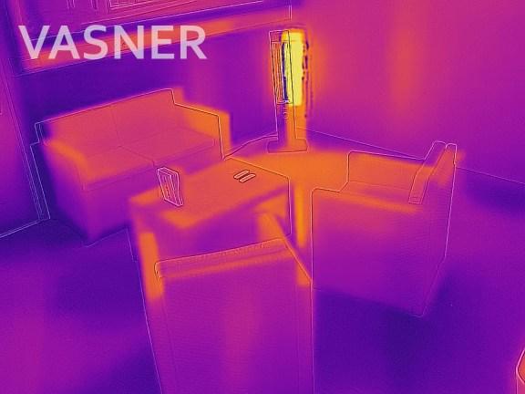 Infrarotstrahler Wärmewirkung