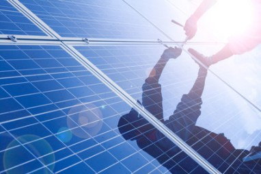 Infrarot + Photovoltaik = umweltfreundliche Gartenhaus Heizung