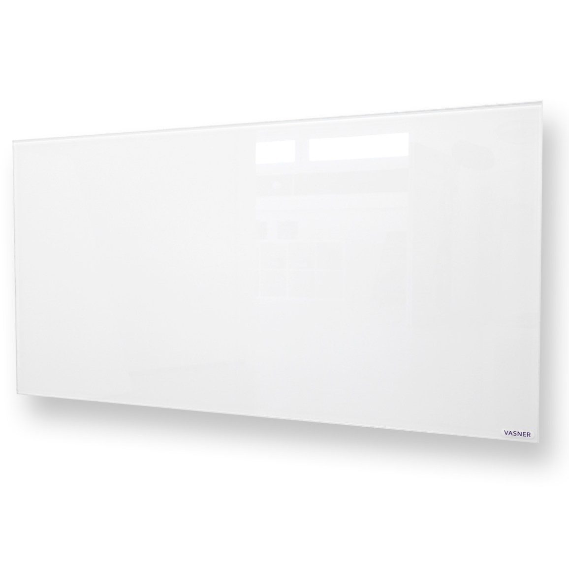 infrared glass panel heater 900 watts saftety glass