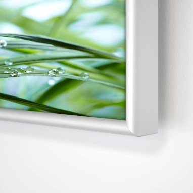 infrared picture heaters with aluminium frame