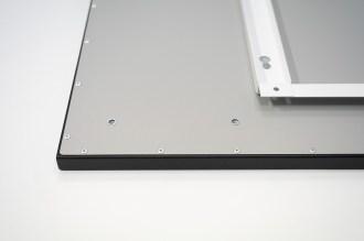 Elektroheizung Tafel mit VASNER Handtuchhaltern kompatibel
