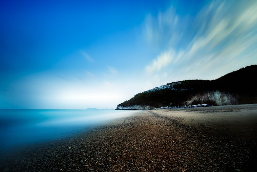 let the skyfall_II (Location: Parga)