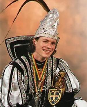 2002: Sjtadsprins Cyriel II