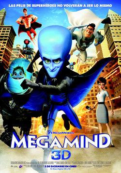 Megamind (cover)