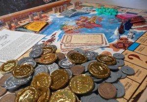 Tan coñazo como el Monopoly, pero las moneditas eran más chulas