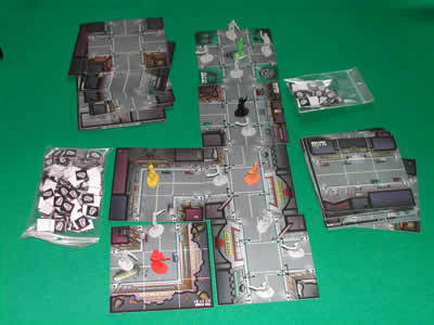 El mapa se hace grande y los zombis se multiplican.