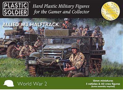 Caja de Plastic Soldier