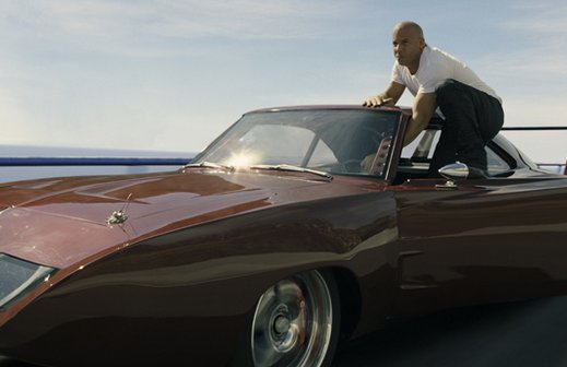Toretto es el puto amo
