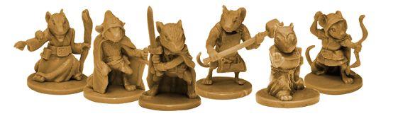 Los ratones al poder!