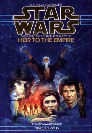 Primer libro, Herederos del Imperio.