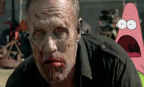 Patricio en The Walking Dead