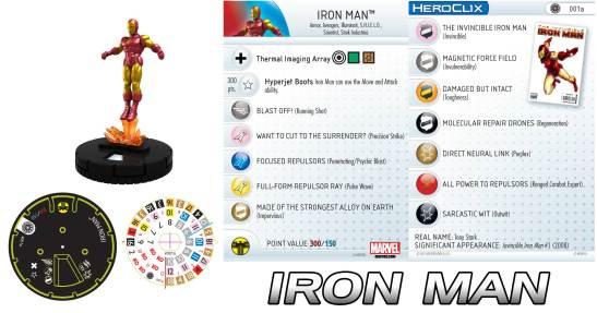 Un Iron Man muy duro.