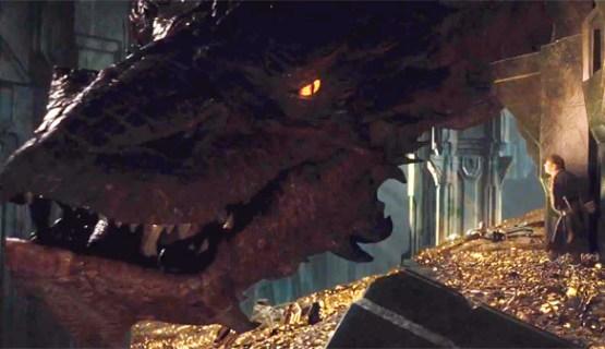 Este dragón se parece a Benedict Cumberbatch.