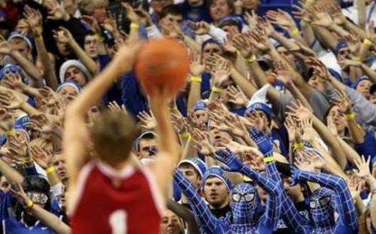 Se lo pasaban pipa en el Basket