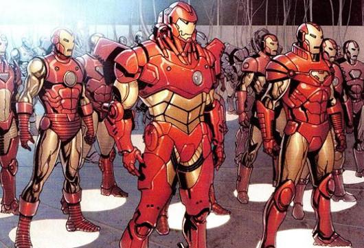 Iron Man visto por un borrachuzo