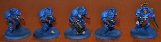 5 exterminadores