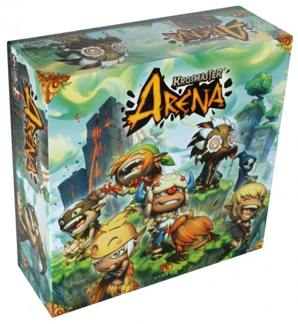 La caja básica de Krosmaster Arena