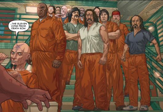 A ver si reconoces a los Doce Discípulos del Infierno