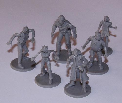 Los 6 personajes