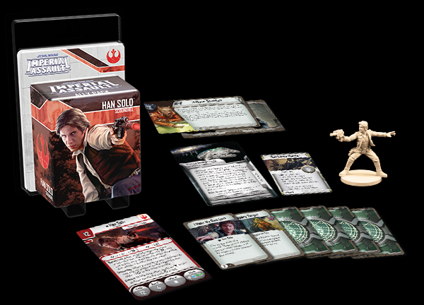 Han Solo Ally Pack