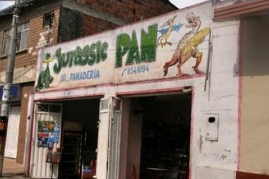 ¡Qué cachondo el panadero!. Seguro que a su hijo lo llamó Peter Pan