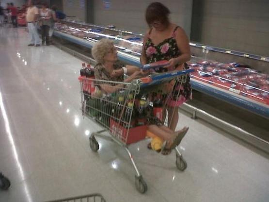 Si te lo curras bien las suegras pueden no ser tan estorbo