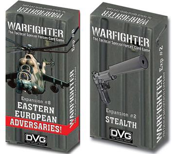 Dos expansiones para el Warfighter.