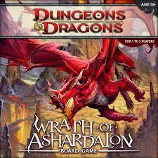 El dragón rojo ataca