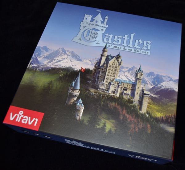Castles of mad king Ludwig.