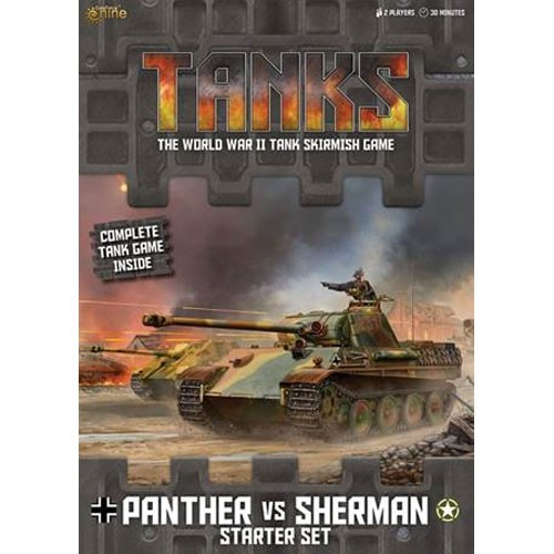 TANKS: Panther vs Sherman