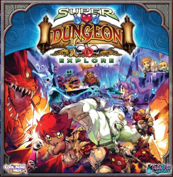 El Super dungeon.