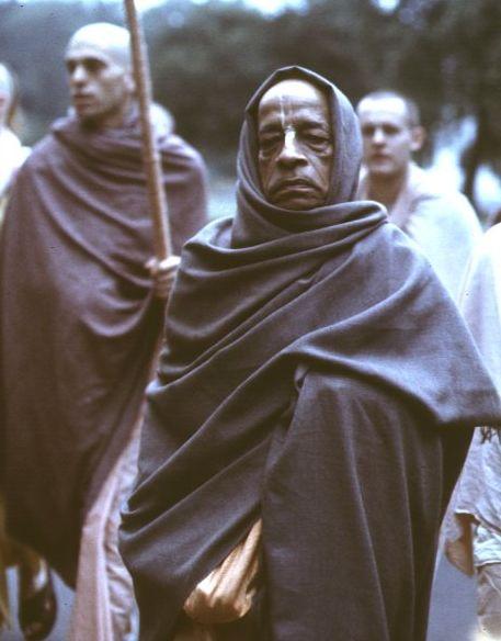 Воспитание чувств Шрила Прабхупада как духовный наставник