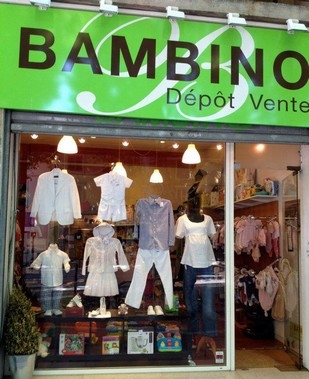 Image result for dépot-vente bambino