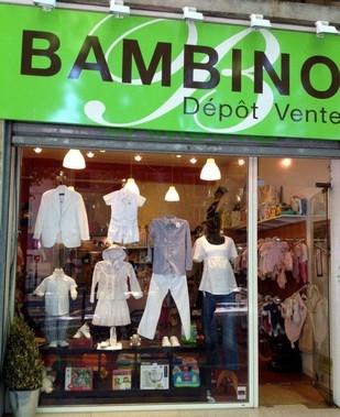 Image result for dépot-vente bambino