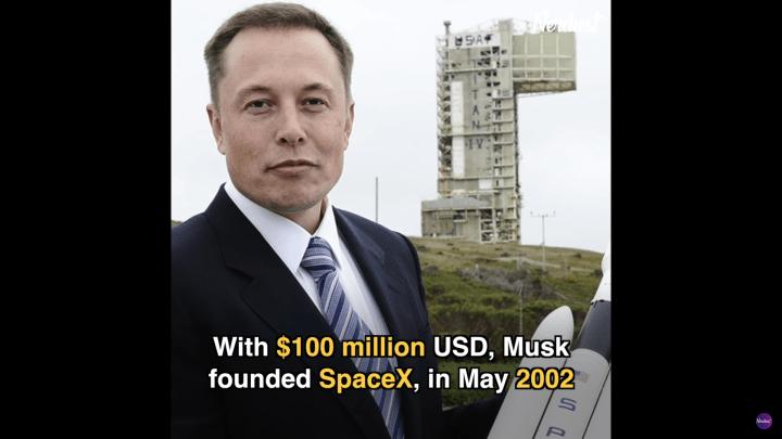 Elon Musk'ın İnanılmaz Yolculuğu ve SpaceX'in Hikayesi