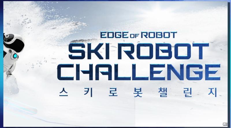 Olimpik Robot Kayakçılar
