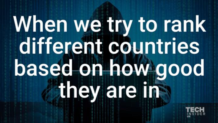 Siber Saldırılarda Başı Çeken Ülkeler