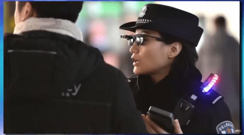 Çin Polisi, Taşınabilir Yüz Tanıma Sistemli Akıllı Gözlükle Suçluların Ensesinde
