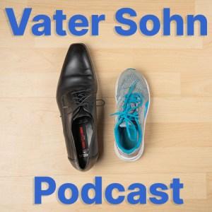 Vater Sohn Podcast - Titel klein
