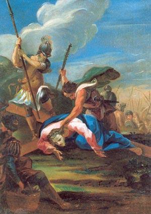 Resultado de imagen de Novena Estación: JESÚS CAE POR TERCERA VEZ