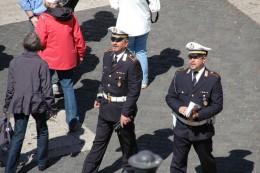 Italienische Polizei