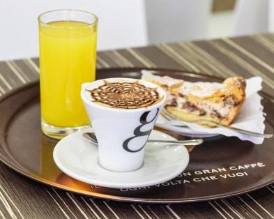 colazione continental dolce