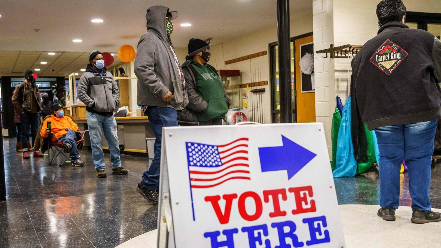 US votes in Presidential Election - Vatican News
