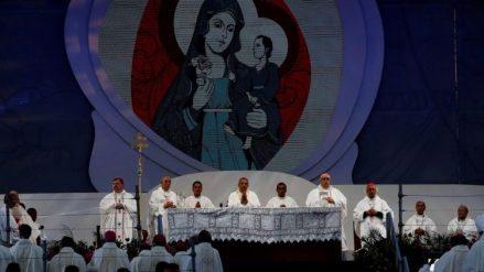 Thánh lễ khai mạc ngày Quốc tế Giới trẻ