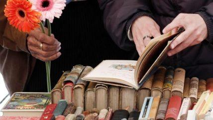 International Book Day in Pamplona