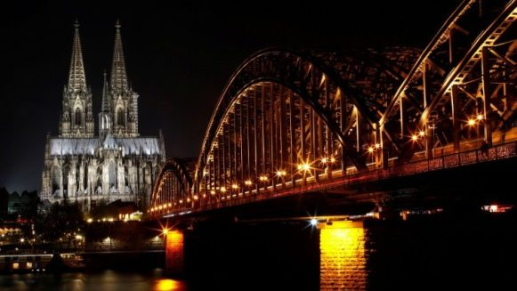 A view of Cologne's Cathedral