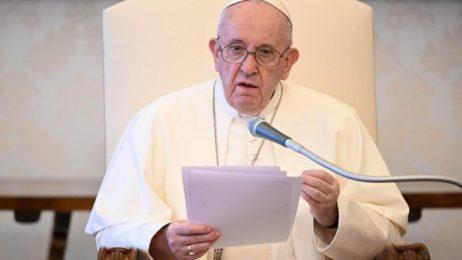 教皇フランシスコ 2020年6月3日の一般謁見