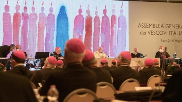 74th General Assembly of the Italian Episcopal Conference