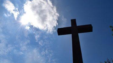 Croce cielo sole